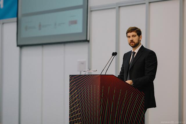 Игорь Баринов на Всероссийском совещании
