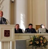 III Молодежный форум «Многонациональный Петербург-2015: территория национального согласия» состоялся в Санкт-Петербурге