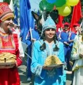 Фестиваль «Венок дружбы» объединил представителей многих национальностей Мордовии