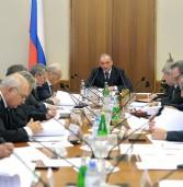 Состоялось заседание Президиума Совета при Президенте России по межнациональным отношениям
