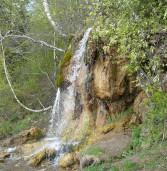 Водопад Плакун – жемчужина Урала