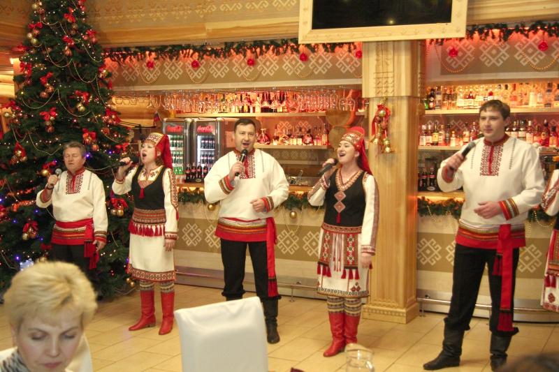 На Этом-елку в Саранске собрались представители 50 национальностей