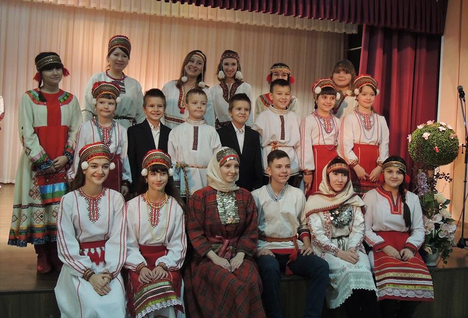 День финно-угорских народов в Самаре