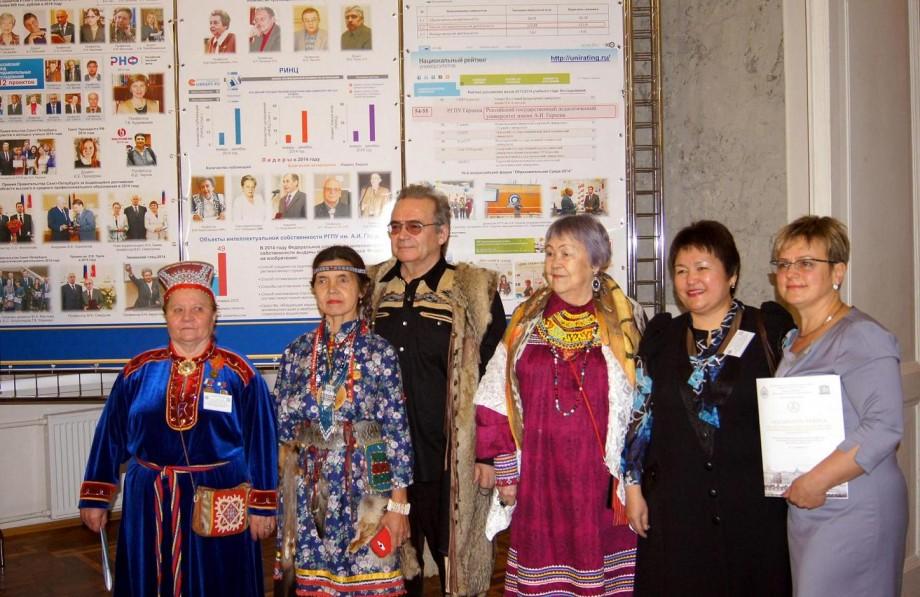 Реальность этноса. Роль образования, культуры и литературы в формировании Российской гражданской идентичности.