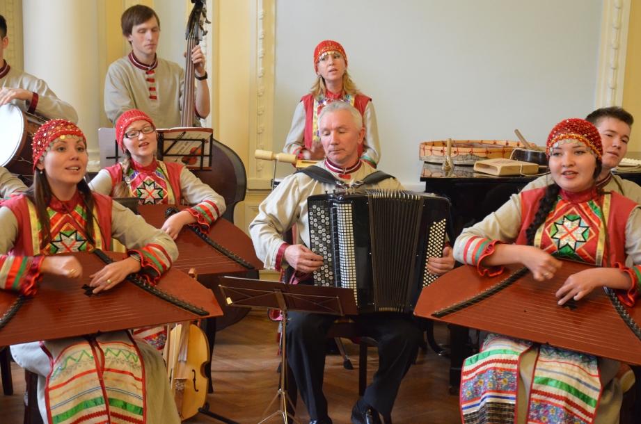 Дни родственных финно-угорских народов в Нарьян-Маре