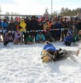 Традиционные игры и состязания народов манси