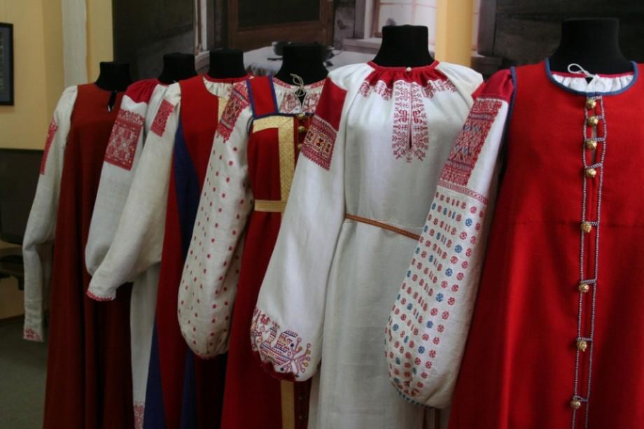 Международная конференция, посвященная традиционному костюму народов России