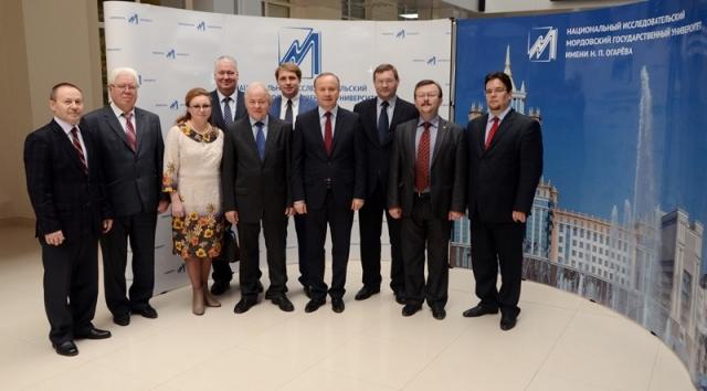 Ассоциацию финно-угорских университетов возглавил новый председатель
