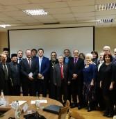 В Мордовии обсудили вопросы сохранения межнационального мира и согласия