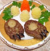 Новогодние блюда финно-угров