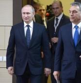 Владимир Путин встретился с премьер-министром Венгрии Виктором Орбаном