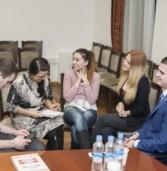 Тренинг «Молодежь говорит» в рамках проекта ««Ксенофобия и экстремизм: причины, противодействие и профилактика»»
