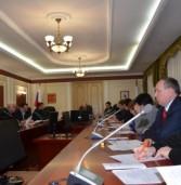 В Йошкар-Оле члены комиссии отчитались о проектах по развитию марийского языка