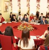 Поволжский центр провел обучающий семинар по разработке проектов для молодежи Мордовии.