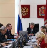 Пётр Тултаев провел заседание Президиума Ассоциации финно-угорских народов РФ в Красноярске