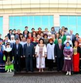 В Казахстане отметили первый день рождения Финно-угорского этнокультурного центра
