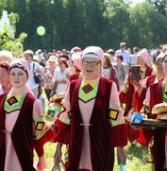 Удмуртский «Воршуд» посвятили семейным обрядам финно-угорских народов