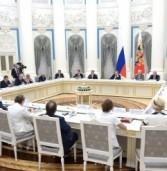 Владимир Путин: «Российская история – это основа нашего национального мировоззрения»
