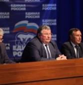 Владимир Волков принял участие в XXII Конференции Мордовского регионального отделения Партии