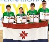 Лицеисты Мордовии завоевали 10 медалей на Международной олимпиаде «Туймаада»
