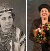 Беззаветная к песне любовь: Марии Николаевне Антоновой — 90 лет