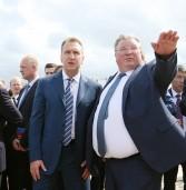 В Саранск с рабочим визитом прибыл Первый вице-премьер Правительства России Игорь Шувалов