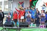 В Сыктывкаре торжественно завершился III Всероссийский фестиваль национальных и неолимпийских видов спорта