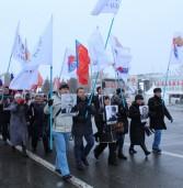 Парад Памяти в Самаре продемонстрировал единство людей разных поколений и национальностей