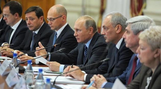В Астрахани состоялось заседание совета при Президенте России по межнациональным отношениям