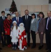 Поволжский центр поздравил министра по национальной политике Мордовии с наступающим Новым годом
