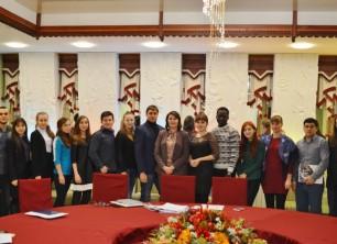 В Саранске прошло первое в этом году заседание Молодежного совета национально-культурных объединений РМ