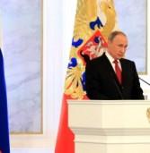 В.В.Путин «Мы единый народ, мы один народ, и Россия у нас одна!»