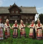 Вепсскому народному хору – 80 лет