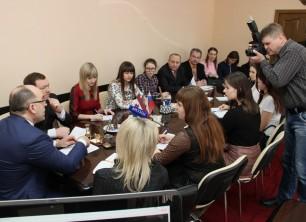 В Саранске обсудили вопросы взаимодействия СМИ и власти