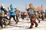 Бег на лямпах станет национальным видом спорта в Коми