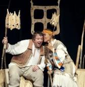 Карельский спектакль «Сын-Медведь» стал лучшим в России