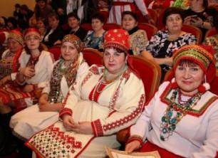 В Саранске отметили день мордовских языков