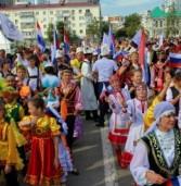 Парад дружбы народов России охватит 32 региона