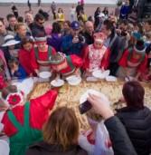 Самую большую калитку в мире планируют испечь на Фестивале карельской калитки в Сортавале