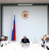 Пётр Тултаев выступил с докладом на заседании Совета при Президенте России по межнациональным отношениям
