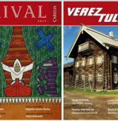 Вышли в свет литературные альманахи «Taival» и «Vereztullei»