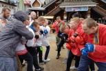 «Попа гонять» будут на московском фестивале этноспорта «Русские игры»