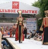 Коллекция мордовских нарядов отмечена «Серебренным фениксом»