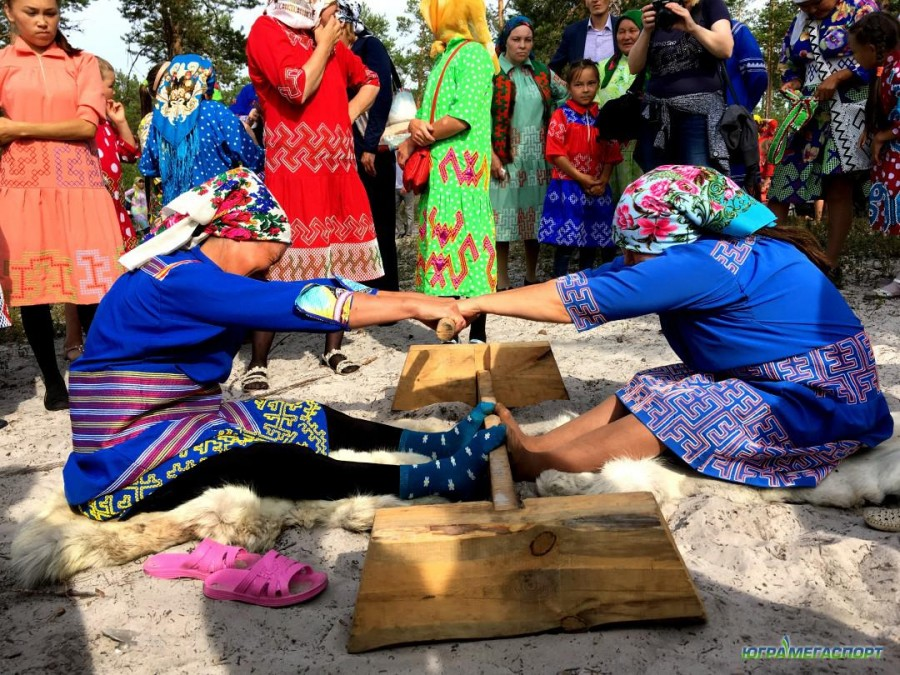 Фестиваль этноспорта пройдет в Ханты-Мансийске
