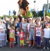 «Охота на медведя» в Ижевском зоопарке