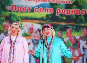 В Саранске состоится II Межрегиональный фестиваль сельских фольклорных коллективов «Поет село родное»