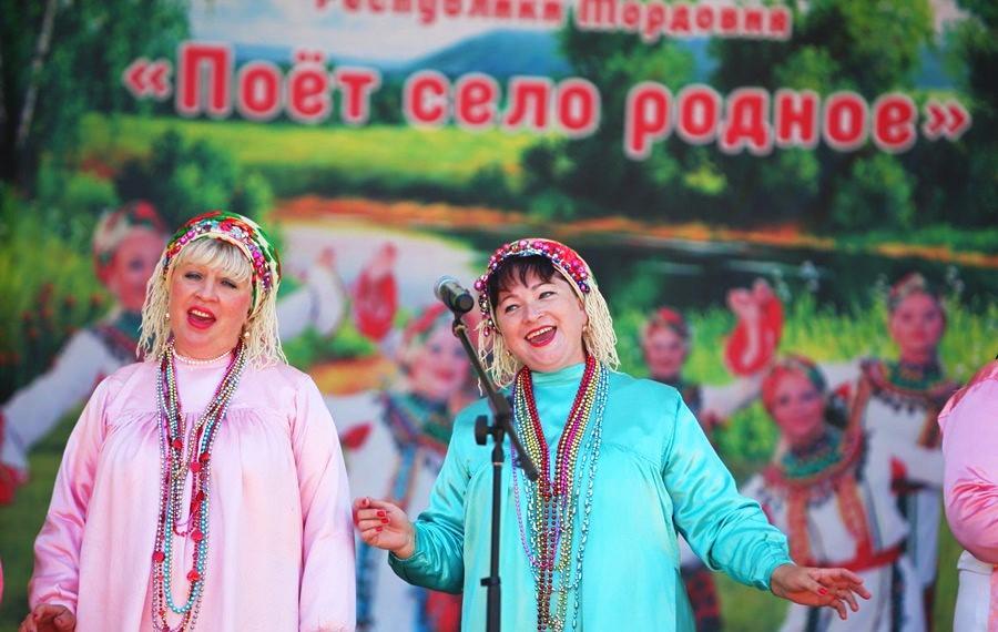 В Мордовии состоится II Межрегиональный фестиваль сельских фольклорных коллективов «Поет село родное»