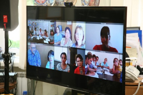 Новые технологии в работе Домов (Центров) народного творчества Южного федерального округа