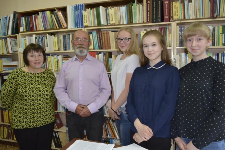 Союз писателей Коми оказывает поддержку начинающим авторам