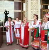 В Саранске проходят мероприятия, посвященные 25-летию первого Съезда мордовского народа